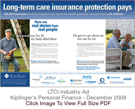 term insurance newspaper ads 10 things you didn't know life insurance could do be a good choice for people who want long-term care insurance regular contributor to money talks news.
