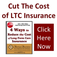 Ways to save on long term care insurance - reduce the cost of LTC insurance