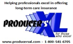 Contact Producers XL for long term care insurance
