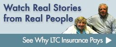 Life Happens long term insurance stories