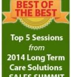Access Long term care insurance sales audios