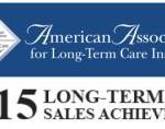 long term care insurance awards