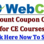 WebCE Discount coupon code