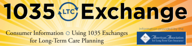 1035 exchange for long-term care insurance planning
