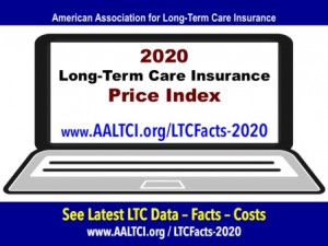 Price long-term care insurance 2020