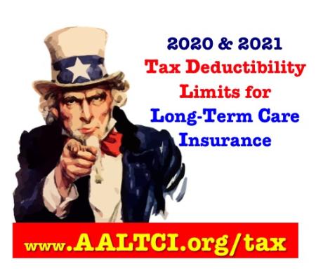2021 Tax Deductibility Limits Long Term Care Insurance ...