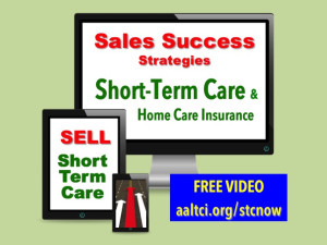 sell short term care aetna