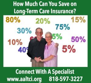 long term care insurance discount